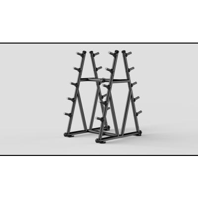 Barbell Rack Black 2
