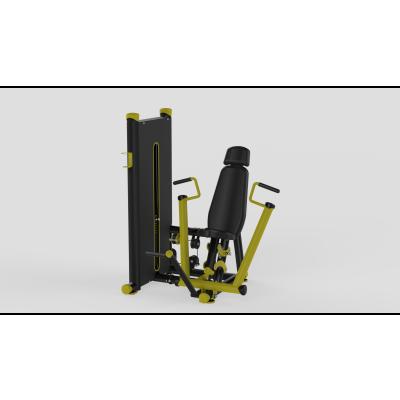 Chest Press Selec Yellow 3