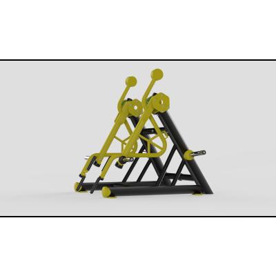 Dead Lift Yellow 2