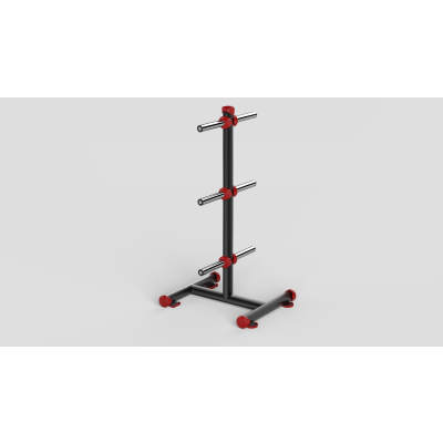 Disc Stand Red