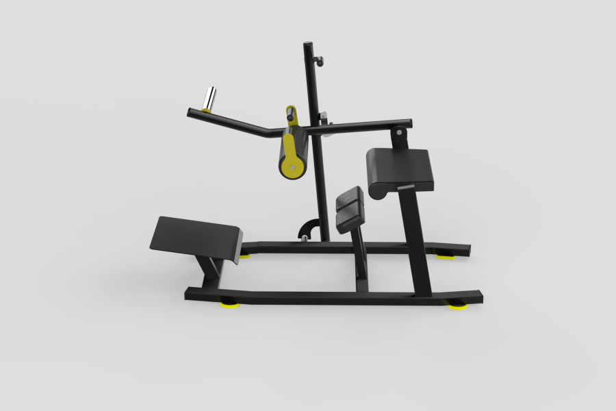 Hip Thrust Yellow 2