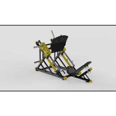 Leg Press Yellow