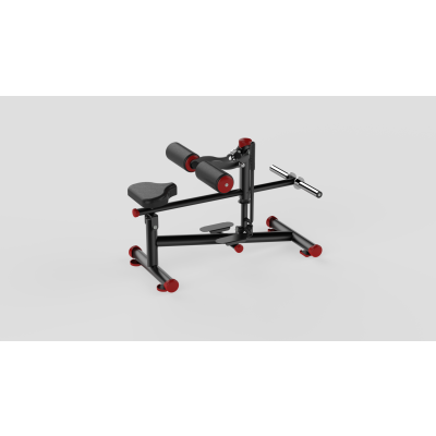 Seated Calf Red
