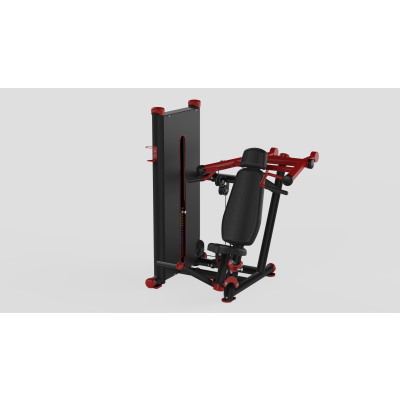 Shoulder Press Selec Red