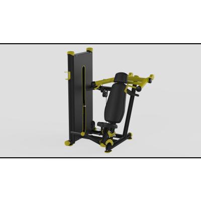 Shoulder Press Selec Yellow
