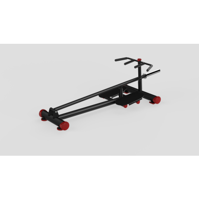 TBar Rowing Red 2